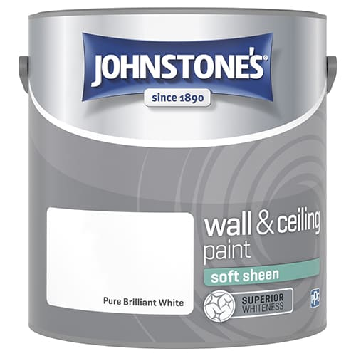 Wall and Ceiling Paint Soft Sheen